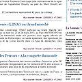 Article la journée vinicole - 22 mars 2013