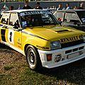 Renault 5 tour de corse (1983)