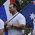 L'australien Aaron NEIGHBOUR