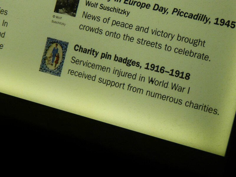 CHARITY PIN BADGES MOL