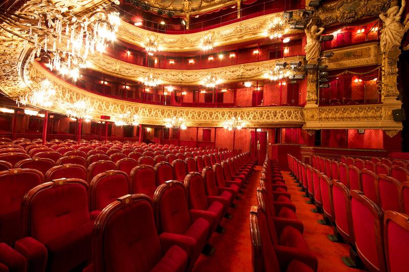Théâtre impro