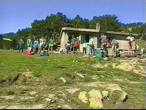 refuge de Camporeis