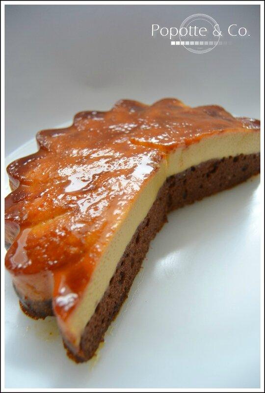 Incroyable choco-caramel 1