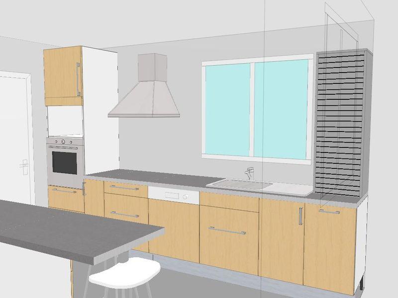 Merveilleux Simulation 3D CUISINE Sur IKEA Home Planner   Notre Maison Ossature Bois En  Loire Atlantique