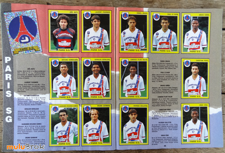 PANINI-FOOT-92-football-PSG-muluBrok