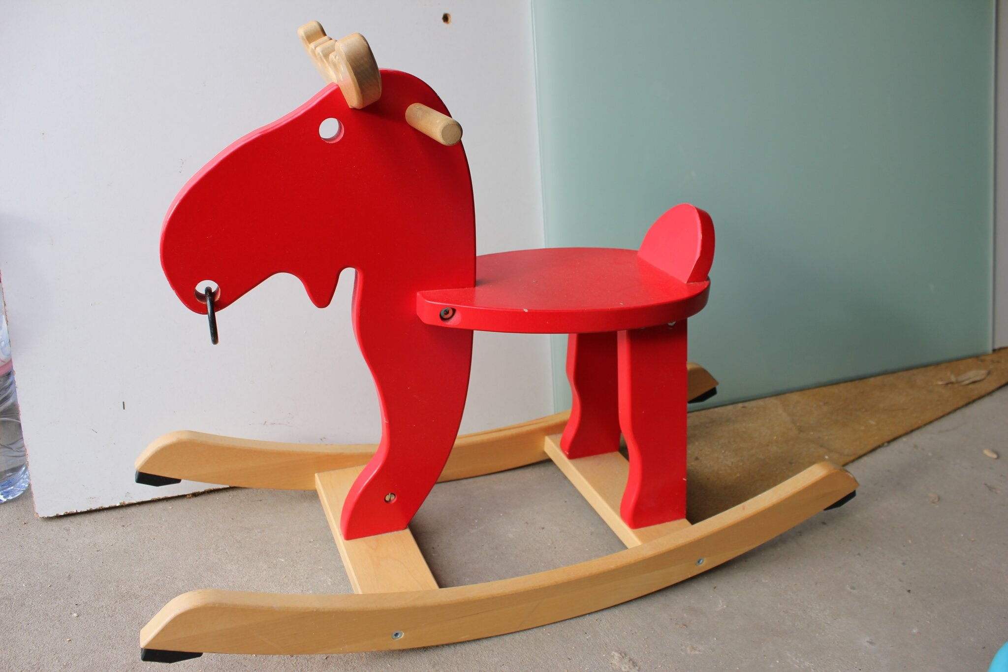 Cheval a bascule ikea 20€ - Very Little Secret