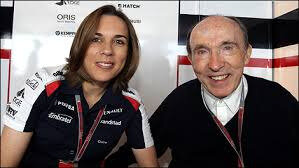 BRASIL GRAND PRIX 2018 CLAIRE AND FRANK