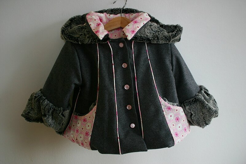 manteau féérique Eyleen 8