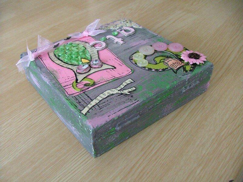 cigar box, avril 2008