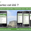 Tripadvisor pour iphone