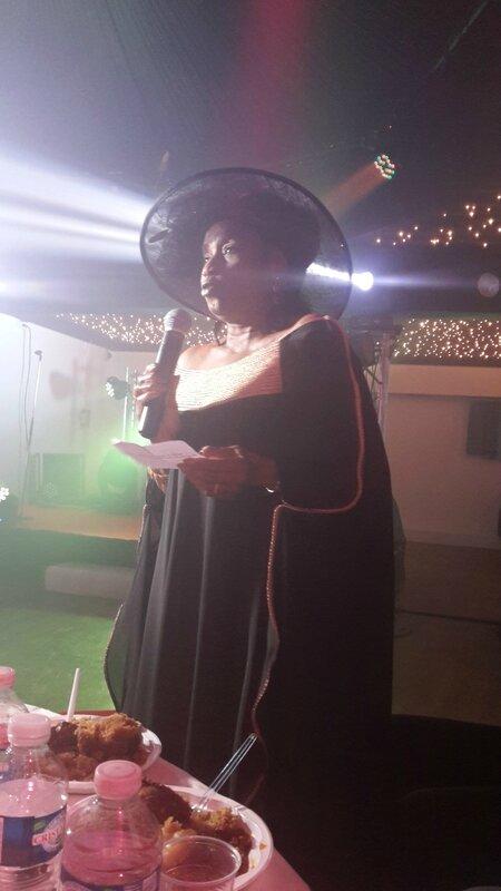 Mme Konaté du PS