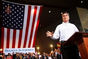 Romney Believe in America