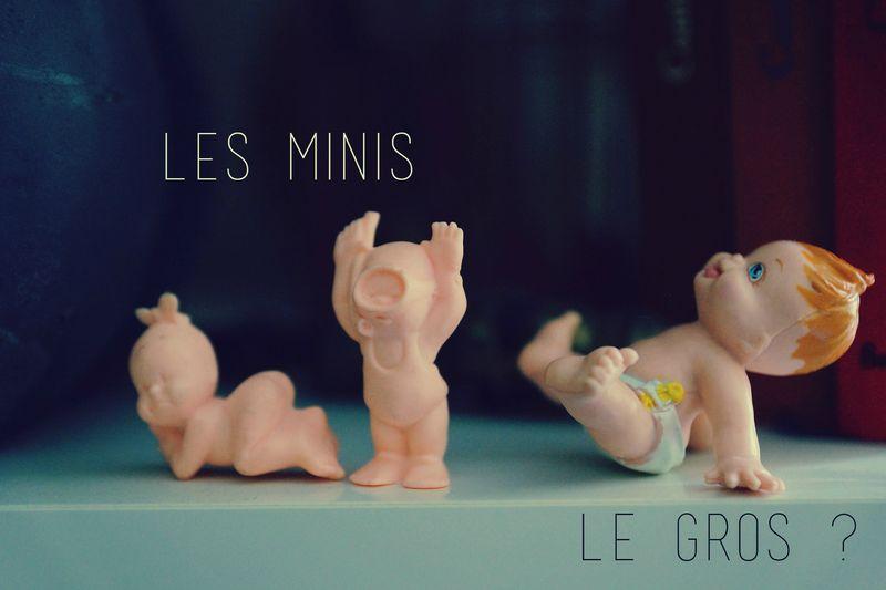 Minis babies