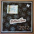 Voeux 2012 (message du 3-2-12 pour détails)