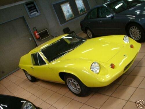 Lotus Europa 1970 - 1
