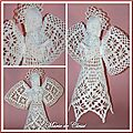 Montage Ange crochet 1