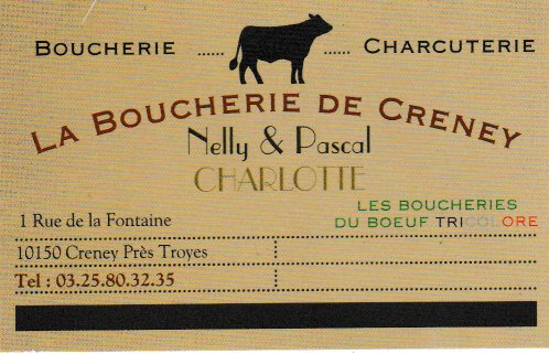 Boucherie de Creney