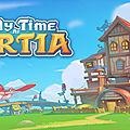 Test de my time at portia - jeu video giga france