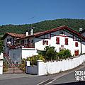 La maison basque, le patrimoine du village.