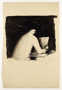 Tal_Coat_la_lecture_1926_51_2x33cm