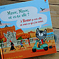 Minou minou à rome [chut, les enfants lisent]