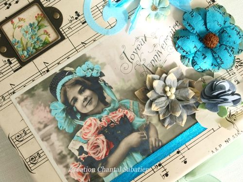 Boite anniversaire chantal Sabatier