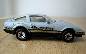 Nissan 300 ZX turbo 03 -Matchbox- (1986) (1