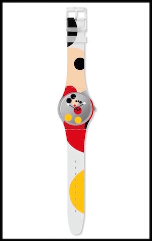 swatch montres spot mickey 2
