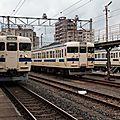 JR 415系, Mojikô eki