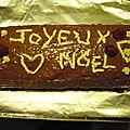 Bûche chocolat et framboises