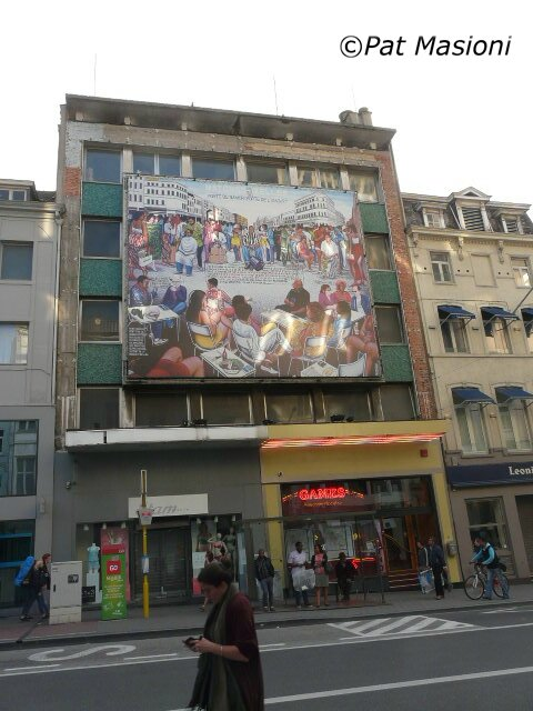 Brussels 001A