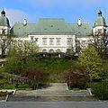 Chateau d'ujazdow - varsovie - pologne