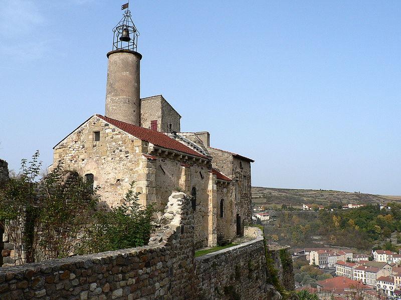 château Le Marchidial à Champeix