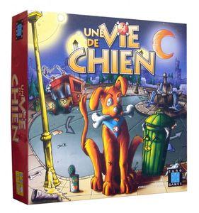 Boutique jeux de société - Pontivy - morbihan - ludis factory - Une vie de chien