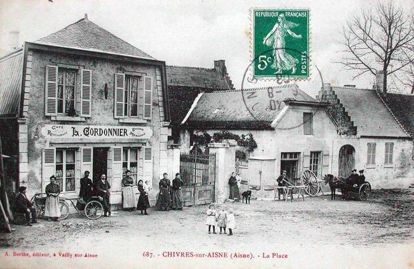 Chivres-La-Place