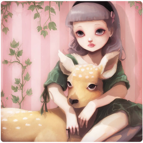My_dear_lady_deer_blog