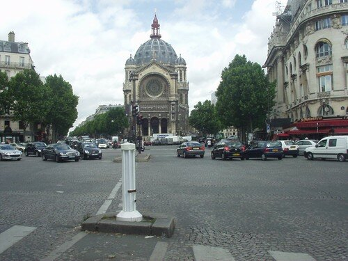 place St Augustin