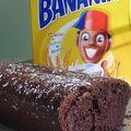 Cake régressif au banania
