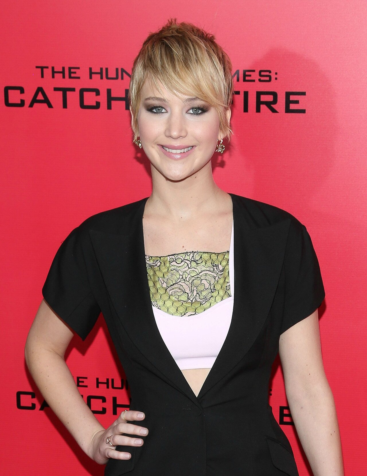 Catching Fire NY Premiere07