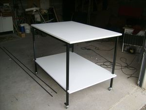 table prête à partir