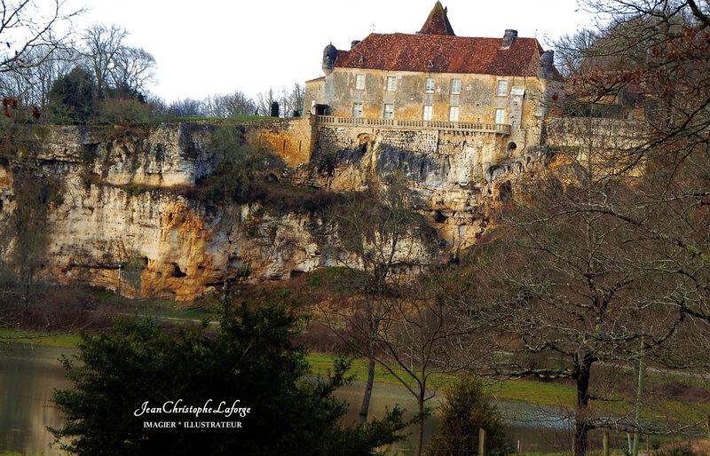 Beaussac chateau (1)