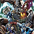 marvel deluxe ultimate avengers 03 ultimate avengers vs new ultimates
