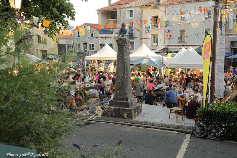 Photos JMP©Koufra 12 - Le Caylar - Festival - Concert - Repas partage - 25072019 - 0001
