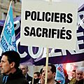 La révolte de nos policiers en france !