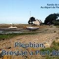 PLEUBIAN, de BRESTAN à PORT-BENI