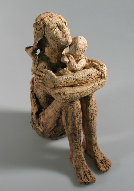 statue Amour_maternel