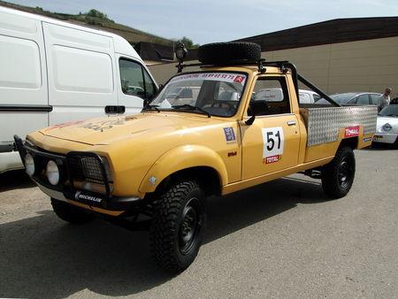 PEUGEOT 504 Pickup 4X4 Dangel Bourse Echanges de Soultzmatt 2010 1