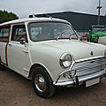 AUSTIN MINI 1000 Mk2 break Malmedy (1)
