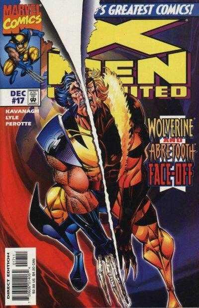 x-men unlimited 1993 17