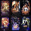 Cinéma - dans quel ordre regarder la saga star wars ?